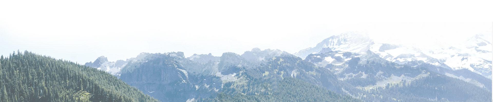 Illustration montagne haute savoie